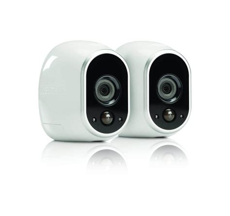 arlo smart home security system review insights