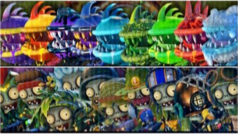 plants  zombies garden warfare  chomper pvzgw