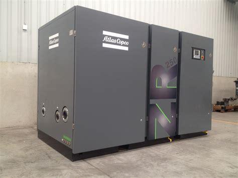 atlas copco zr  industrial oil  screw air