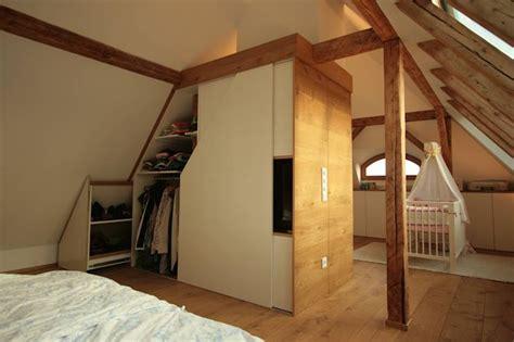 dachbodenausbau ideen schlafzimmer dachausbau eines fachwerkhauses in bad homburg