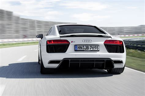 drive a audi r8 limited edition audi r8 v10 rws is a rear drive supercar