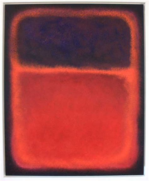 rothko the color field 145215659x rothko inspired color field painting