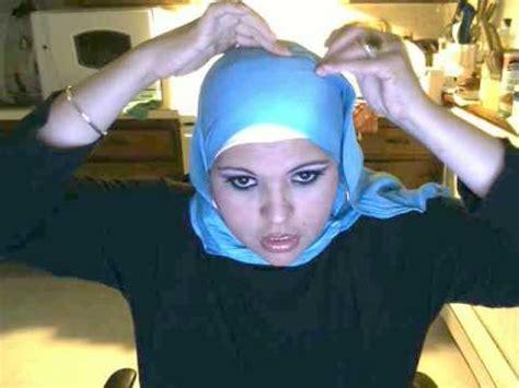imagenes mujeres arabes con velo como ponerse el velo o pa 241 uelo o hijab youtube