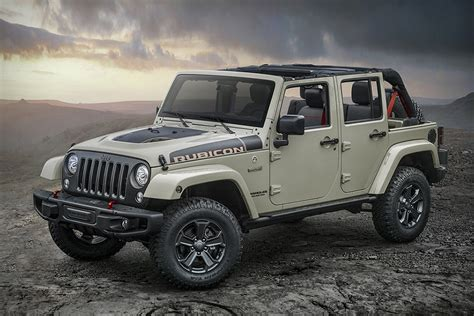 jeep rubicon 2017 2017 jeep wrangler rubicon recon hiconsumption