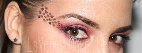 eyeliner tattoo el paso lavegui make up look carnaval 2014