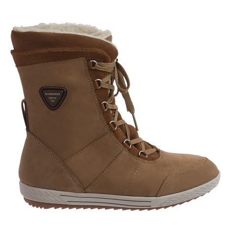 tex boots allrounder by mephisto targa tex snow boots for