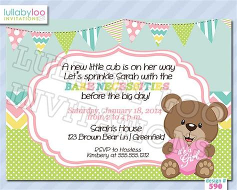 Baby Shower Necessities by 197 Best Baby Shower Invitations Images On