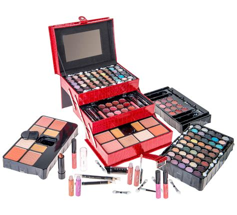 Nyx Makeup Kit shany all in one makeup kit eyeshadow