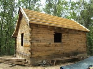 Hunting Cabin Kits Hunting Cabin Kit Log Cabin Plan