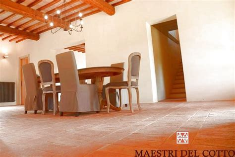 pavimenti casale casale di cagna a fabro pavimento in cotto antico