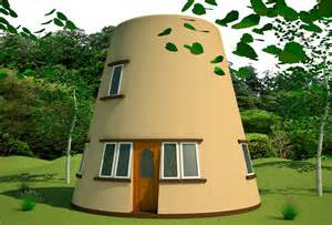 tower house plans earth house earthbag house plans