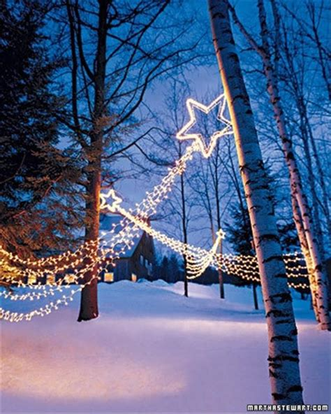 christmas shooting star lights outdoor lights dump a day