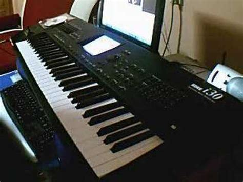 Keyboard Korg I30 korg i30 oryantel darbuka show