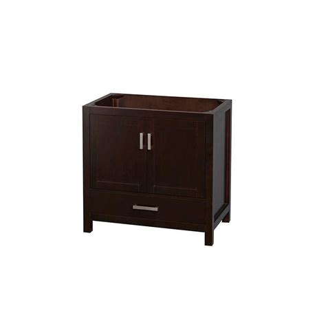 Unassembled Bathroom Vanity Cabinets Design House Ventura 48 In W X 21 In D Unassembled Vanity Cabinet Only In Espresso 541292