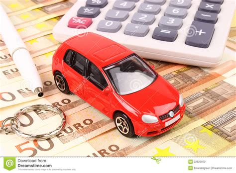 Euro Auto by Euro Car Money Stock Photo Image Of Dealer Currency