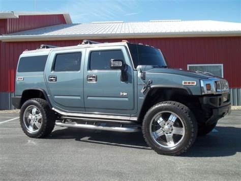 hummer for sale used 2005 hummer h2 for sale by owner in lakewood pa 18439