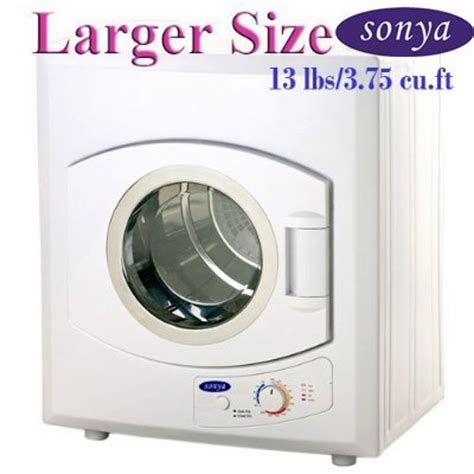 Apartment Size Portable Washer And Dryer Sonya Portable Compact Laundry Dryer Apartment Size 110v