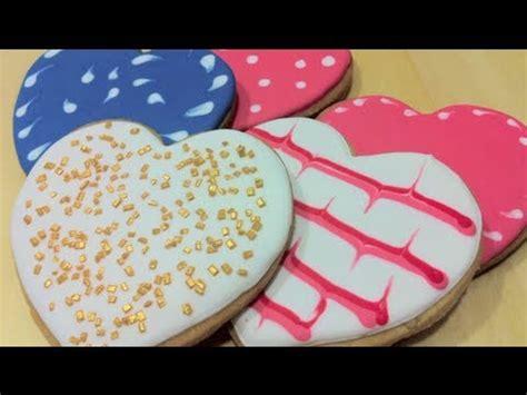 como decorar galletas con glaseado real galletas decoradas con glaseado real youtube
