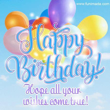 happy birthday hope   birthday wishes  true gif   funimadacom