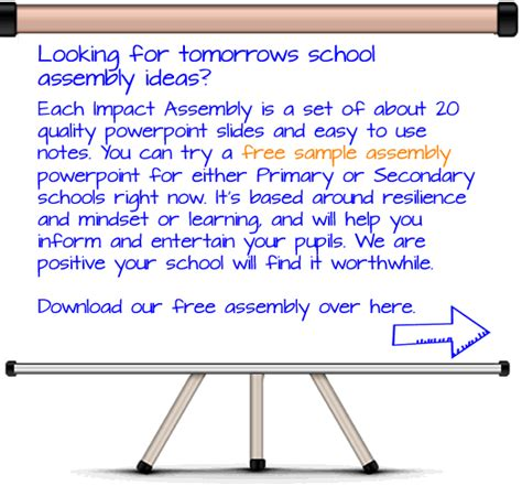 themes for ks2 assembly school assembly ideas try a free powerpoint assembly