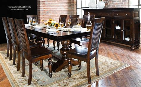 old world dining room tables tuscan dining room furniture classic
