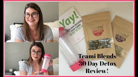 Teami 30 Day Detox Reviews by Teami Blends 30 Day Detox Week 1 Review Coupon Code
