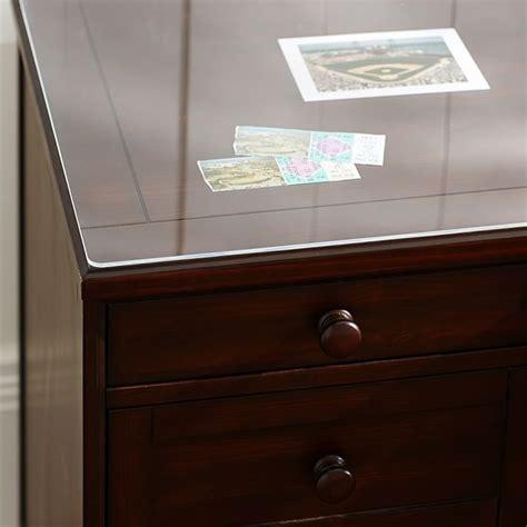 acrylic desk mat custom size desk protector desk design ideas