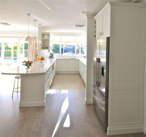 Gray Caesarstone Kitchen by Grey Kitchens By Emanuel Grey
