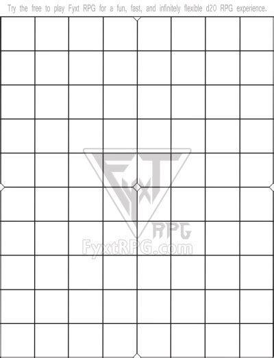 Printable Battle Mat Template Fyxtrpg Com Guild Of Blades Publishing Group Free Photo Mat Templates