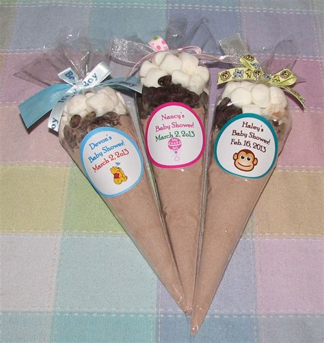 simple takehome gifts to make for guests at chridtmas dinner chocolate baby shower favors ideas babywiseguides