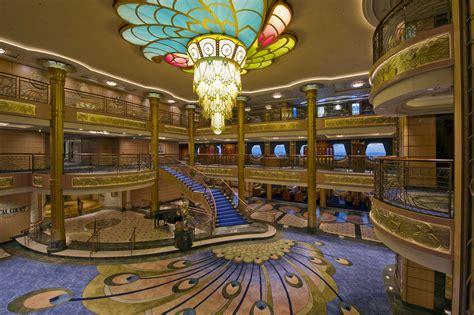 disney fantasy atrium lobby magical distractions