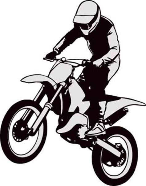 dirt bike clipart motocross cliparts
