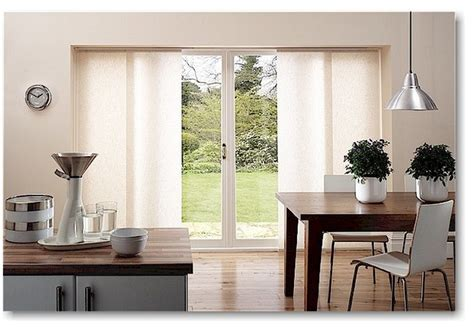 contemporary kitchen blinds blinds for sliding glass doors modern kitchen by