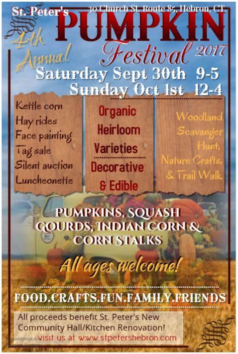 annual pumpkin festival