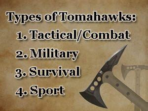 types of tomahawks the 12 best tomahawks out there