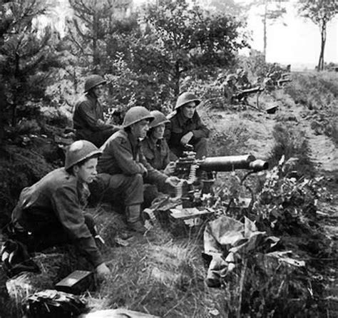 Type 96 Light Machine History Of World War 2 1 wwii weapons vickers machine gun vickers gun