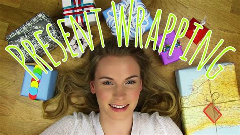 Wrap A  Ee  Present Ee   Creative Gift Wrapping  Ee  Ideas Ee