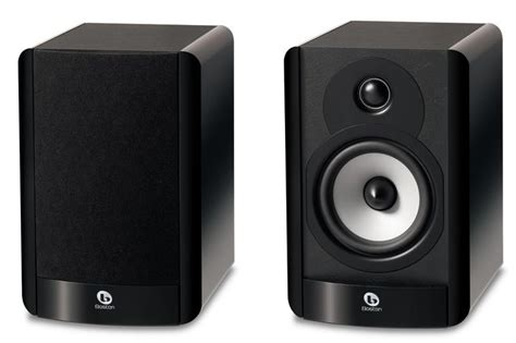 boston acoustics a 25 compact two way 5 25