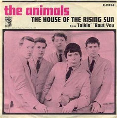 house of the rising sun animals rockballads