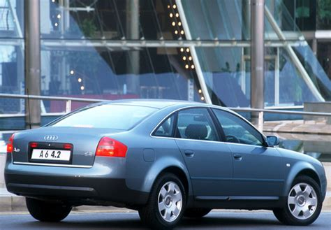 Audi A6 4 2 Specs by Audi A6 4 2 Quattro Sedan Za Spec 4b C5 2001 04 Wallpapers