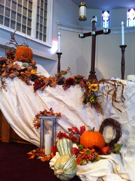 fall decorations for church 17 best images about church decorations for fall on