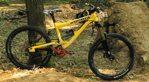 commencal supreme 8 commencal supreme 8 quot 2011 custom by reducer