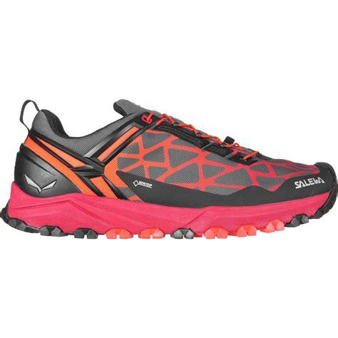 gtx trail running shoes salewa multi track gtx trail running shoe s