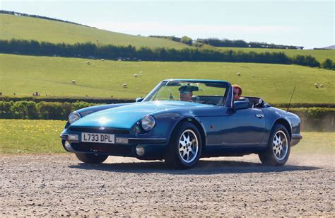 Tvr S Tvr Car Club Tvr S Series Details Tvr Car Club