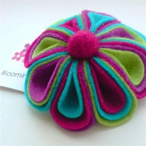 Handmade Felt Craft Patterns - handmade felt decorations 25 simple and eco friendly