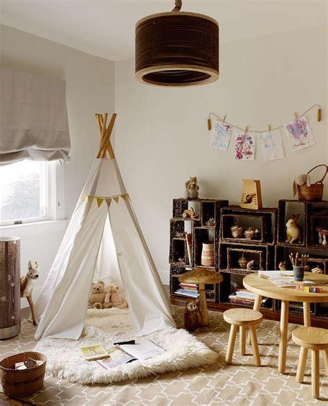 kinderzimmer deko zelt spielecke im kinderzimmer einrichten 45 bunte ideen