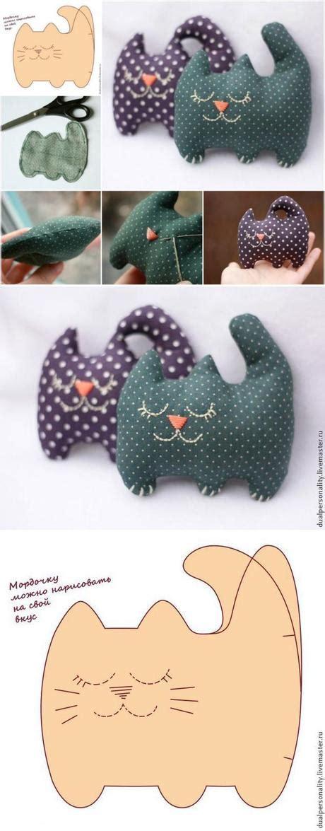 cucito creativo cuscini 15 gatti di stoffa cucito creativo tutorial e cartamodelli