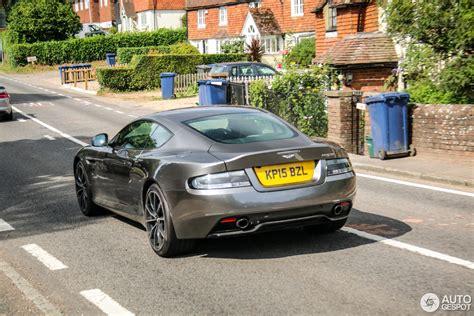 Aston Martin Db9 Bond by Aston Martin Db9 Gt 2016 Bond Edition 1 Novembre 2017