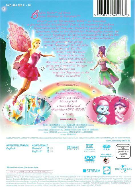Dvd Fairytopia Die Magie Des Fairytopia 3 Die Magie Des Regenbogens Dvd Oder Leihen Videobuster De