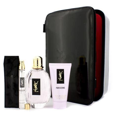 Ysl Parisienne Lotion yves laurent parisienne coffret edp spray 90ml 3oz lotion 50ml 1 6oz edp spray